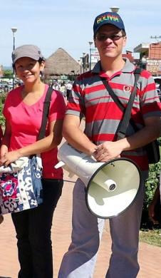 Pastor Peniel Dourado e Mina A. Dourado