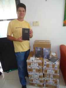 As primeiras bíblias na fronteira do Brasil com Bolívia