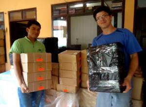 Material para o evangelismo em Bolívia