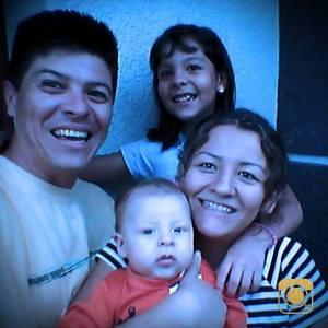 Samuel Yuuki em família