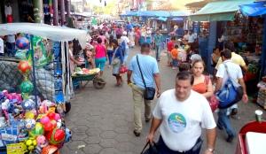 Feira em Santa Cruz de la Sierra  -  Bolívia