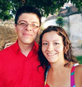 Pastor Peniel e Mina