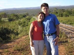 Pastor Peniel e Mina 2006