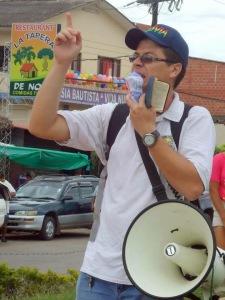 Pastor Peniel Dourado