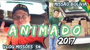 vlog missões  MISSÃO BOLÍVIA