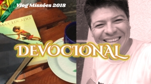 vlog missoes 2018