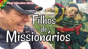 Missão Bolívia, Vlog Missões
